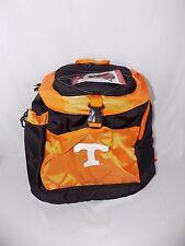 Tennessee Volunteers Orange Cooler Backpack Black 16 x 16 Nwt