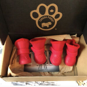Canada Pooch Wellies Boots 2XL