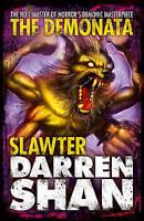 Slawter (The Demonata, Book 3), Shan, Darren, Very Good Book