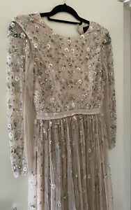 needle and thread Embellished dress Uk size 8 Wedding / Bridesmaid / Occasion