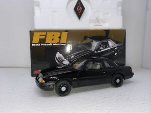 1/18 GMP 1992 Ford Mustang FBI Persuit Vehicle RARE Part # 18805