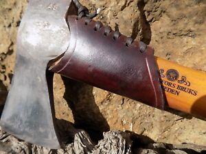 GRANSFORS BRUKS  SMALL FOREST  AXE  OVER STRIKE HANDLE PROTECTOR