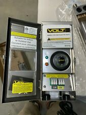 Landscape Light Transformer 150 Watt Stainless Steel Commercial 12-15 volt