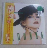 Madonna La Isla Bonita Ltd Edition 2019 RSD Green Vinyl Mini-LP Record Store Day