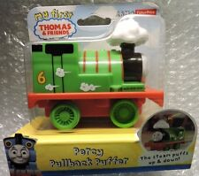 My First Thomas The Train Pullback Puffer PERCY, Fisher Price Ages 18 month+