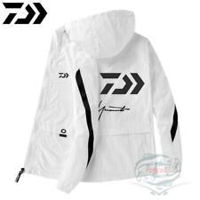 2020 Daiwa Outdoor Long Sleeve Sunscreen Fishing Clothes Waterproof Breathable J