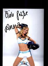 Anna Foto Original Signiert Eishockey +A 75985