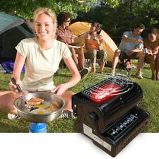 Portable Outdoor Gas Heater BBQ Grill Adjustable Camping Tent Hiking Warm Heater