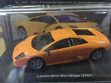 """DIE CAST """" LAMBORGHINI MURCIELAGO - 2001 """" LAMBORGHINI COLLECTION 1/43"""