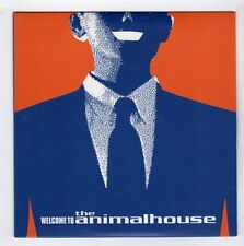 (HB738) The Animal House, Welcome To - 2000 DJ CD