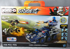 Kre-o GI Joe Cobra Armored Assault A3364 Only @ ToyrUS 256 pcs New and Sealed