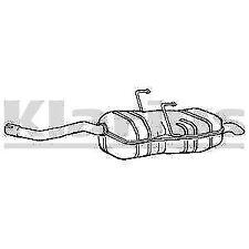 MG ZT/ZTT/ROVER 75 1.8 (1998-02) REAR SILENCER BOX - KLARIUS RR327M
