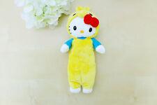 Japan Sanrio Cute Hello Kitty x Rody collaboration Pencil Case Pen case - Yellow