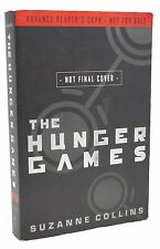 The Hunger Games ~ First Edition ~ Suzanne Collins ~ Rare Book ~ ARC ~