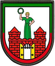 Wappen von Magdeburg  Aufnäher, Pin, Aufbügler