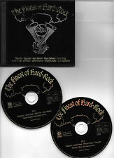 V/A THE FINEST OF HARD ROCK (Vol.1) 2Disc beauty-full black case 1994 on K-Tel