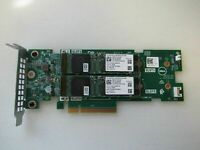 Dell Boss-s1 Boot Optimized Server Storage Adapter LP 3JT49+ 2x 240GB M.2 SSD