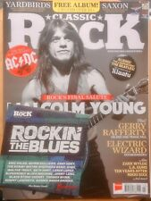 Classic Rock Magazine February 2018 - Malcolm Young