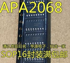 APA2068KAI-TRG APA2068 SOP16 IC