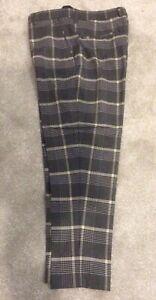 Pantalones De Hombre Zara Compra Online En Ebay