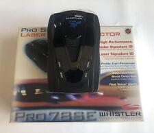 Whistler PRO-78 SE Radar Detector