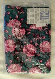 LuLaRoe New Tall Curvy TC2 Leggings Multicolored Floral Print NWT Fits 18-24