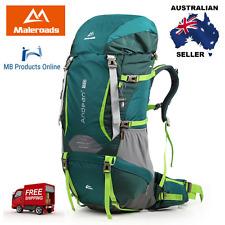 Large 70L Maleroads Professional CR System Climb Backpack Travel Camp Hiking