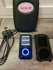 New listing Used SanDisk Sansa e270 6Gb Mp3 Player with songs