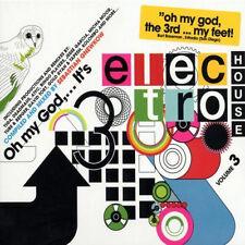ELECTRO HOUSE 3 = Tiga/Tort/Inpetto/Guetta/ATFC/Garcia/Sinner...= groovesDELUXE!