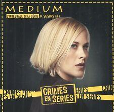 Medium : L'intégrale / Complete Collection Seasons 1-7  (34 DV)