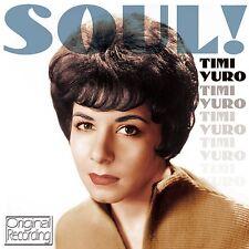Timi Yuro - Soul! CD