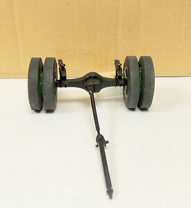 Replacement REAR TIRES WITH AXLES NEW FOR 1938 COCA-COLA  Truck DM