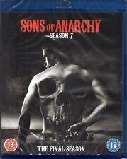 Sons of Anarchy - Season 7  (3 UK-Blu-Rays)