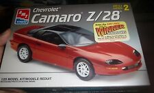 AMT 1993? CAMARO COUPE Z/28 1/25 Model Car Mountain KIT FS