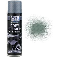 48 X Gris Base Mate Aerosol Spray Latas 250ml COCHE Extremo pintura en aerosol