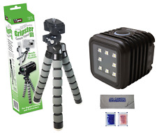 Litra LitraTorch Portable Photo and Video Light with Tripod & Microfiber Cloth