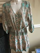 Spell And The Gypsy Collective Boho Blossom Playdress. Size M