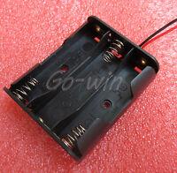 AA 3xAA Alambre M38 10Pcs batería de plástico caja de almacenamiento Soporte para caja For3 X 4.5V