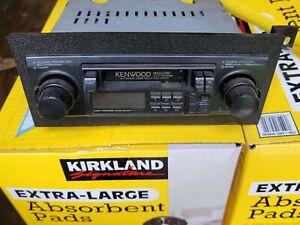 Kenwood AM FM Cassette vintage CAR RADIO