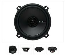 "New listing New Rockford Fosgate R1525X2 5.25""x5.25""x1.9 "" 80W Peak Speakers 4ohm 2-Way (2)"