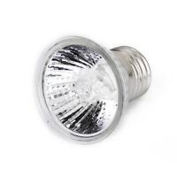 220-240V E27 25W Reptile Mini Reflector Halogen Spot light Heat Lamp Bulb