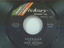 "BOB MOORE ""SKOKIAAN / ONLY THE LONELY"" 45"