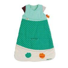 LILLIPUTIENS Babyschlafsack 70 cm rundum Reißverschluss ohne Arm mit Gurtschlitz