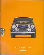 Rover Mini Prospekt  Brochure  38 Seiten  1999