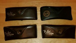 Ray Ban Sunglasses:  Cases Only ~ Lot of 4