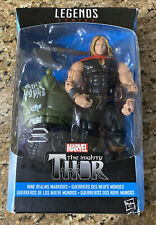 The Mighty Thor Hasbro Marvel Legends Action Figure - Unopened BAF Hulk