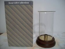 Avon Gift Collection Convertible Hurricane Lamp