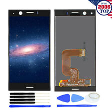 LCD Display Touch Screen Digitizer For Sony Xperia XZ1 Compact / Mini G8441