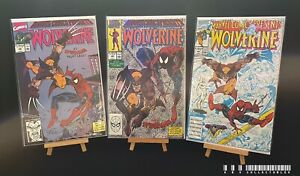 Marvel Comics Presents Issues 48-50 (1990) BAGGED & BOARDED