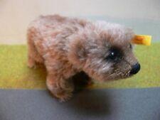 ST 91 Steiff Grizzlybär Grissy 17 cm aus Mohairplüsch 031229